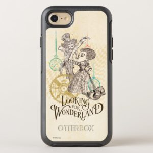 The Queen & Mad Hatter   Looking for Wonderland 3 OtterBox iPhone Case
