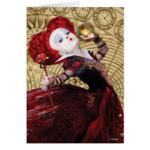 The Red Queen | Adventures in Wonderland