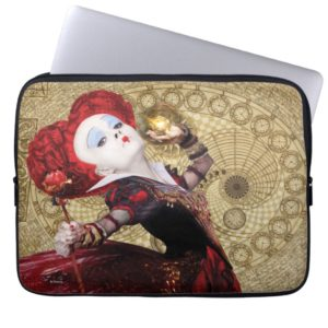 The Red Queen | Adventures in Wonderland 2 Laptop Sleeve