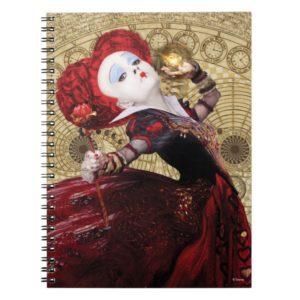 The Red Queen   Adventures in Wonderland Notebook