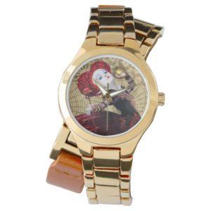 The Red Queen   Adventures in Wonderland Watch