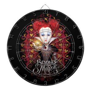 The Red Queen | Beyond the Mirror Dartboard
