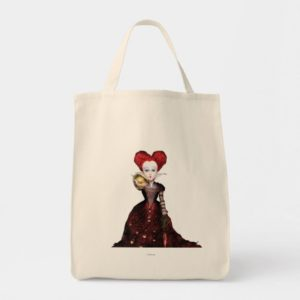 The Red Queen   Don't be Late Tote Bag