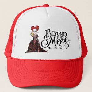 The Red Queen | Don't be Late Trucker Hat