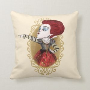 The Red Queen | Off with his Head 3 Throw Pillow