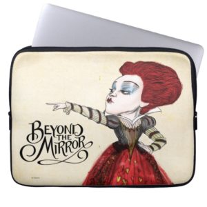 The Red Queen | Off with his Head 4 Laptop Sleeve