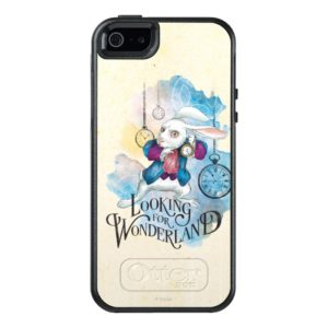 The White Rabbit   Looking for Wonderland 3 OtterBox iPhone Case