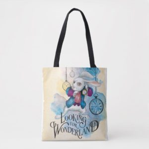 The White Rabbit | Looking for Wonderland 3 Tote Bag