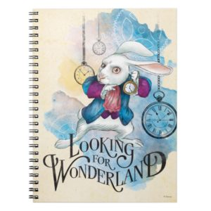 The White Rabbit | Looking for Wonderland Notebook
