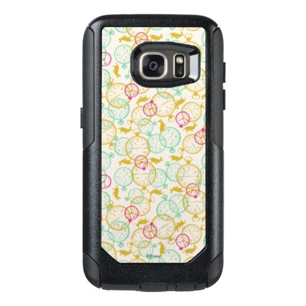 The White Rabbit Pattern OtterBox Samsung Galaxy S7 Case