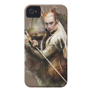 Thranduil With Sword Case-Mate iPhone Case