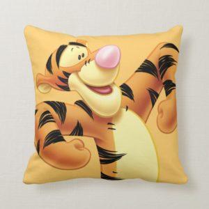 Tigger 2 throw pillow