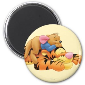 Tigger and Roo Magnet