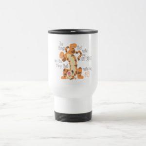 Tigger | Make Me, Me Quote Travel Mug