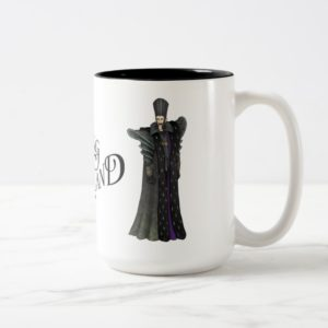 Time   Chasing Time Two-Tone Coffee Mug