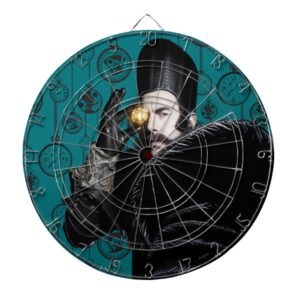 Time | Out of Time Dartboard