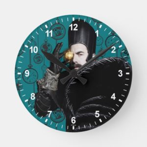 Time | Out of Time Round Clock