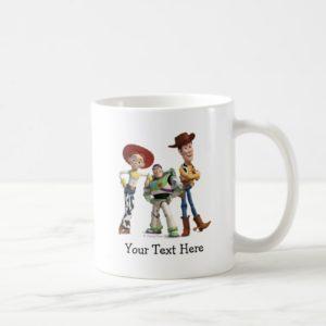 Toy Story 3 - Buzz Woody Jessie Coffee Mug