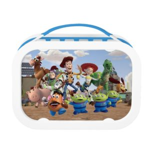 Toy Story 3 Squad Lunch Box