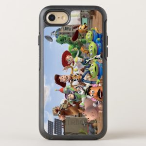 Toy Story 3 Squad OtterBox iPhone Case
