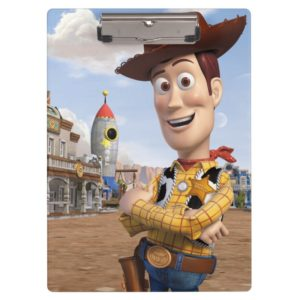 Toy Story 3 - Woody 3 Clipboard