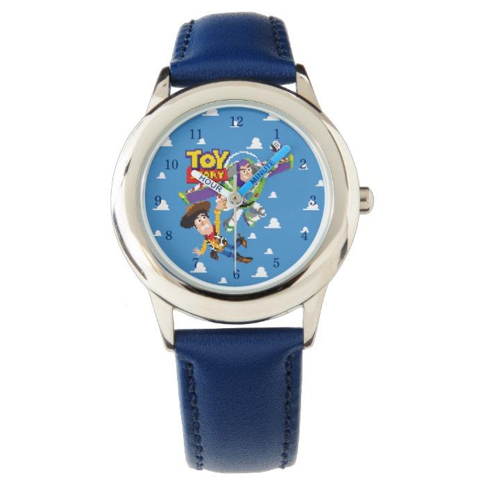 Watches Useful The New Toy Story Buzz Lightyear Children Cartoon Quartz Children Wristwatch Watches Party Favors Gift