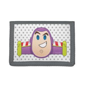 Toy Story   Buzz Lightyear Emoji Trifold Wallet
