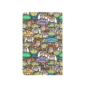 Toy Story | Cute Toy Pattern Journal