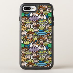 Toy Story | Cute Toy Pattern OtterBox iPhone Case