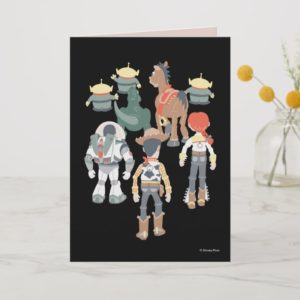 Toy Story | Toy Story Friends Turn 6 Card