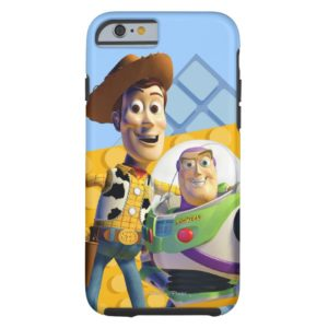 Toy Story's Buzz & Woody Case-Mate iPhone Case