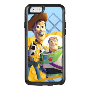 Toy Story's Buzz & Woody OtterBox iPhone Case