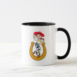 Toy Story's Jesse on Horseshoe Mug