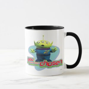 "Toy Story's ""You have been chosen"" Alien Design Mug"