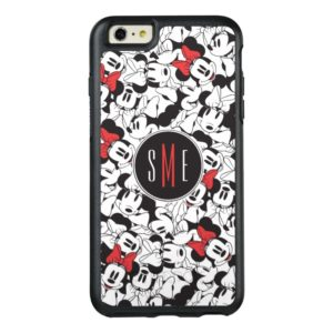 Trendy Minnie | Monogram Classic Pattern OtterBox iPhone Case