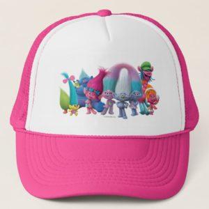 Trolls   Best Troll Friends Trucker Hat