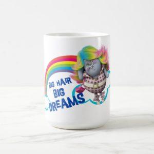 Trolls | Big Hair, Big Dreams Coffee Mug