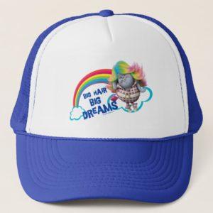 huge selection of 35008 4e336  24.55 Custom Options · Trolls   Big Hair, Big Dreams Trucker Hat