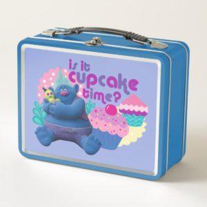 Trolls | Biggie - Is it Cupcake Time? Metal Lunch Box