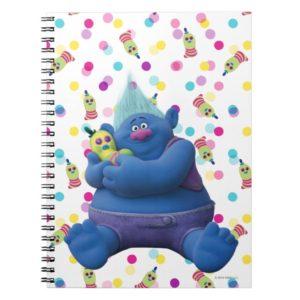 Trolls   Biggie & Mr. Dinkles Notebook