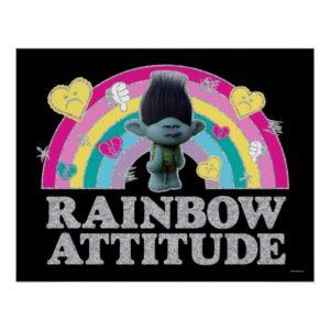 Trolls | Branch Anti-Rainbow Poster