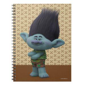 Trolls | Branch - Smile Notebook
