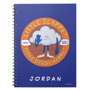 Trolls | Cloud Guy High Five Notebook