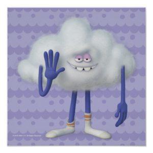 Trolls | Cloud Guy Poster