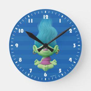 Trolls | Cybil Round Clock