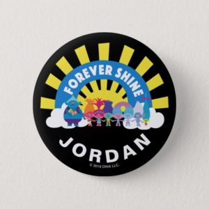 Trolls | Forever Shine Button