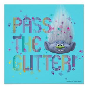 Trolls | Guy Diamond - Pass the Glitter 2 Poster