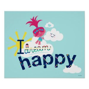 Trolls   Happy Dreams Poster