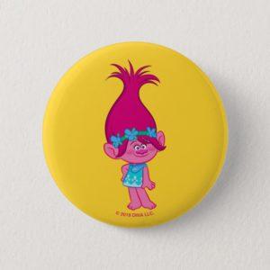 Trolls | Poppy - Hair to Stay! Button