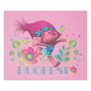 Trolls | Poppy - Hugfest Fleece Blanket